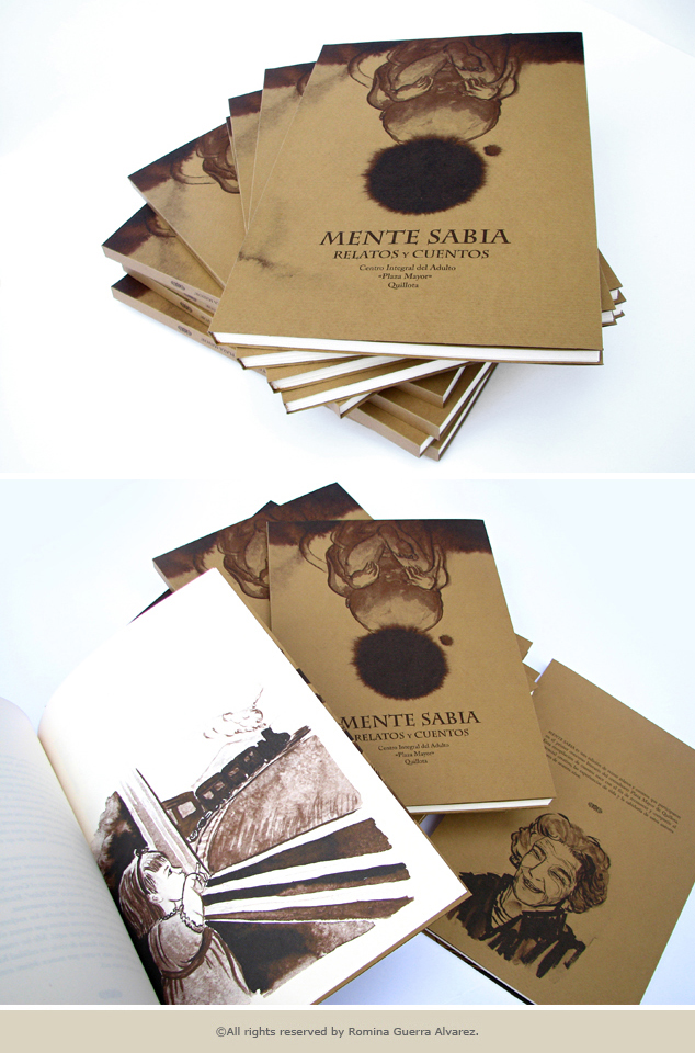 RG - Diseño y producción editorial para Mente Sabia por Romina Guerra - ©Todos los derechos reservados por Romina Guerra Alvarez.