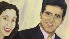 RG - Retrato aniversario por Romina Guerra - ©Todos los derechos reservados por Romina Guerra Alvarez.