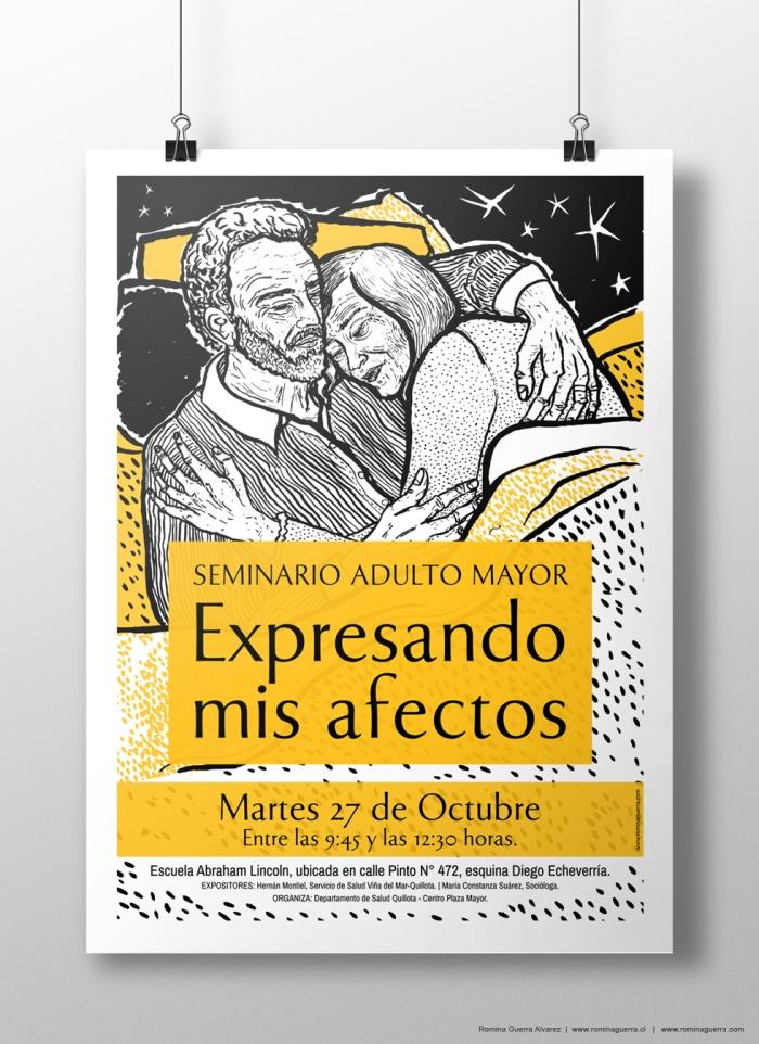 RG - Diseño abuelos afiche 2015 - por Romina Guerra - ©Todos los derechos reservados por Romina Guerra Alvarez. (2) copy